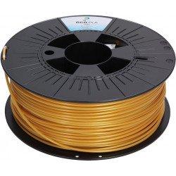 Filament PLA Or polyvalent - Gamme ecoPLA - 1,75 - 250 Filament PLA