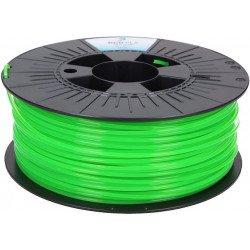 Filament PLA Vert Fluo polyvalent - Gamme ecoPLA - 1,75 - 250 Filament PLA