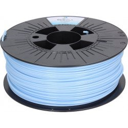 Filament PLA Bleu Pastel polyvalent - Gamme ecoPLA - 1,75 - 250