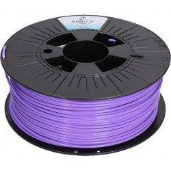 Filament PLA Violet polyvalent - Gamme ecoPLA - 1,75 mm / 2,85 mm - 250 / 1000 / 2300 g Filament PLA