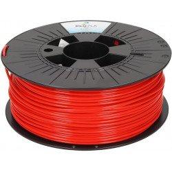 Filament PLA Rouge polyvalent - Gamme ecoPLA - 1,75 mm / 2,85 mm - 250 / 1000 / 2300 g