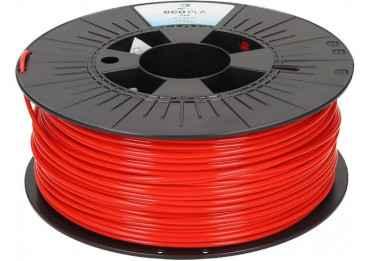 Filament PLA Rouge polyvalent - Gamme ecoPLA - 1,75 mm / 2,85 mm - 250 / 1000 / 2300 g Filament PLA