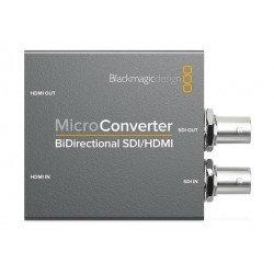 Blackmagic Micro Converter - BiDirect SDI/HDMI + HDMI/SDI Enregistreur Vidéo