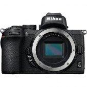 Nikon Z50 + bague FTZ - Hybride numérique