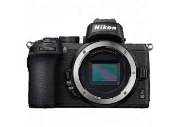 NIKON Z50 compact hybride APS-C + Bague FTZ Hybride Nikon