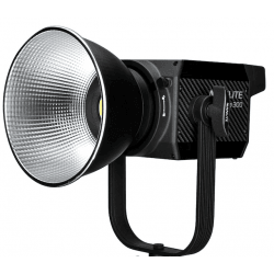 Projecteur Nanlite Forza 300 LED 300W (5600K) + Pied LED Cob