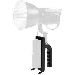 Grip pour Projecteur Nanlite Forza 60 Batterie éclairage