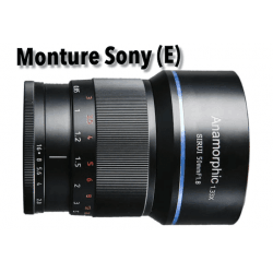 Sirui 50mm f/1.8 Anamorphic - Monture X (Fuji)