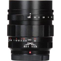 Voigtlander Nokton 42.5mm f/0.95 Micro 4/3 Focale Fixe - Objectif à monture Micro 4/3