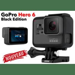 GoPro HERO 6 - Black Edition Caméra d'action Produits d'occasion