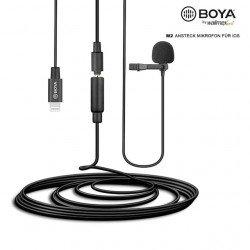 Micro cravate Lighting iPhone - Walimex pro Boya M2 Micro Cravate