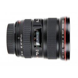 Canon 17-40 mm f/4 L USM - Occasion Gantie 6 Mois Produits d'occasion