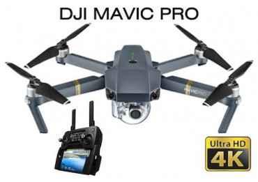 Drone DJI Mavic Pro RTF - Pilotable sans licence - Occasion Garantie 3 Mois Produits d'occasion