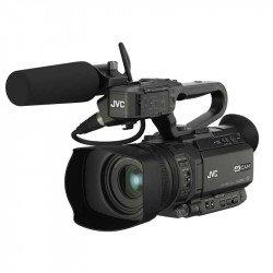 JVC GY-HM250E - Caméscope 4k Caméra Vidéo