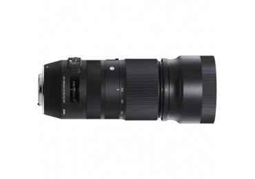 Sigma 100-400mm f/5–6.3 DG OS HSM - Monture Sony (E) Téléobjectif