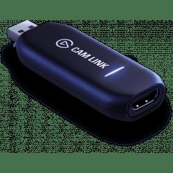 Elgato Cam Link - Connecteur vidéo 4k Sreaming - Live