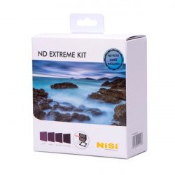 Jeu de 4 filtres NiSi ND Extreme 4X4 - Kit 4x filtres 100mm Mattebox