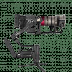 Kit complet Zhiyun Crane 3S PRO pour caméras jusqu'à 6.5 kg Stabilisateur Motorisé