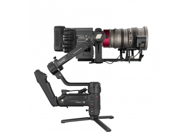 Zhiyun Crane 3 S PRO pour caméras jusqu'à 6.5 kg - Kit complet Stabilisateur Motorisé