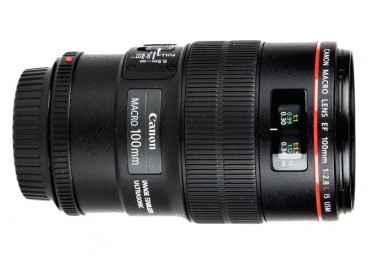 Canon 100mm 2.8 L Macro IS USM - Phoxloc