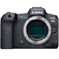 Canon EOS R5 Hybride plein format professionnel 8K Hybride Canon