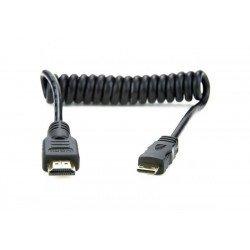 Câble Micro HDMI Atomos 4K60p C3 30cm - (Mini HDMI -- HDMI) Câbles Vidéo