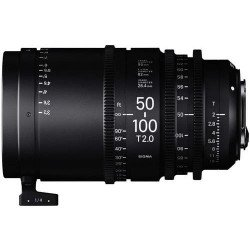 Sigma 18-35mm T2 F/CE Cine High Speed Zoom Line Canon EF Metric Monture Canon (EF)