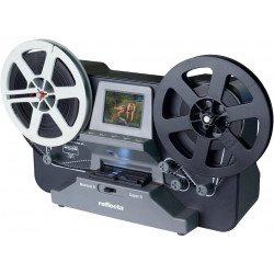 Reflecta Film Scanner Super 8 - Normal 8 Scanner Film & Diapo