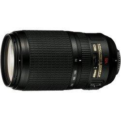 Nikon AF-S 70-300mm f/4.5-5.6G VR NIKKOR Téléobjectif