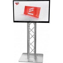 Stand TV Naxpro-Truss FD 34 - Pied pour TV de 40 à 100 pouces. Télévision