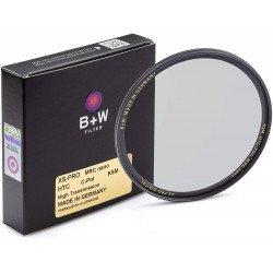Filtre 62mm Polarisant circulaire B+W XS-Pro Digital HTC Filtre Polarisant