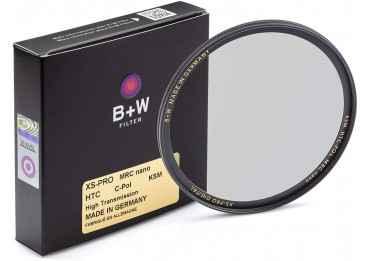 Filtre Polarisant 62 mm XS-Pro MRC Nano - B+W Filtres Polarisant