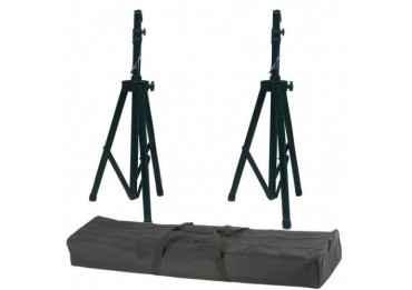 2x pieds d'enceinte + sac de transport - Innox IVA03 Sono & DJ