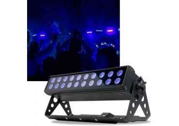 Lumière UV noir - American DJ UV LED BAR20 IR Jeux de Lumiere