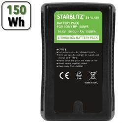 Batterie V-Mount 150Wh - Starblitz SB-VL150 Batterie V-mount / V-lock