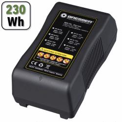 Batterie V-Mount 230Wh - Bresser RL-230S 230Wh 14.8V Batterie V-mount / V-lock
