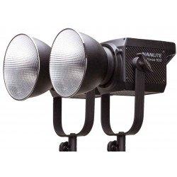 Kit 2 Projecteurs Led 500 Watts - Nanlite Forza 500W LED Cob
