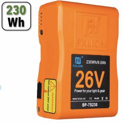 Batterie V-Mount - FXLION Nano 26V/230WH Batterie V-mount / V-lock