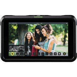 Atomos Shinobi moniteur 5 Pouces HDMI 4K Ecran vidéo / Prompteur