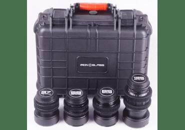 IRONGLASS ANAMORFAKE (37/58/85/135mm) (EF) DEVIS