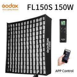 Panneau Flexi Led Wifi (60 x 60 cm) - Godox FL150S LED éclairage vidéo Panneaux Led
