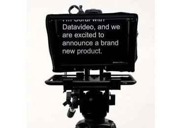 """Prompteur Datavidéo TP-300 11 Pouces - Téléprompteur pour tablette jusqu'à 11"""" Ecran vidéo / Prompteur"""