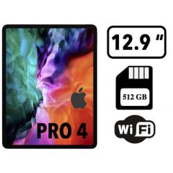 Apple iPad Pro 12.9 (4. Gen.) 128GB WiFi gris sidéral - MY2H2FD/A Ipad