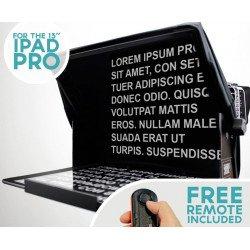 """Prompteur 13 pouces -Light PRO - Téléprompteur pour Tablette Ipad et Android 13"""" Ecran vidéo / Prompteur"""
