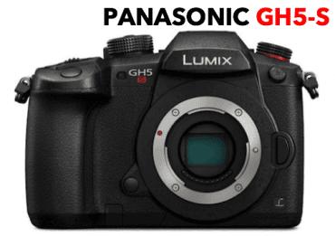Panasonic Lumix DMC-GH5S - Occasion Garantie 6 mois Accueil