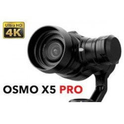 Camera DJI Osmo X5 PRO 4K - Combo 3-Axis Gimbal - Occasion Garantie Produits d'occasion