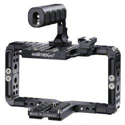 Cage universelle Aptaris Pro pour boitier et Caméra Cages & Cross épaule