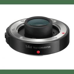 Panasonic Téléconvertisseur DMW-TC14 1.4X Bague et Doubleur - Micro 4/3