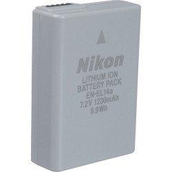 Batterie Nikon EN-EL14a - Batterie d'origine BATTERIE NIKON