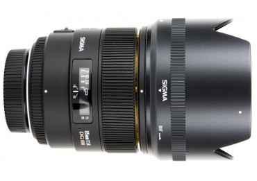 Sigma 85 mm f/1,4 EX DG HSM - Monture Canon EF - OCCASION 12 Mois Produits de démonstration